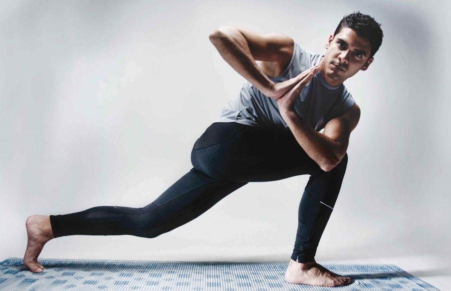 Yoga un deporte de hombres