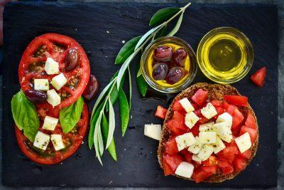 Dieta mediterránea imagen