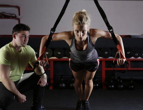 Ejercicios para reforzar la zona del tríceps