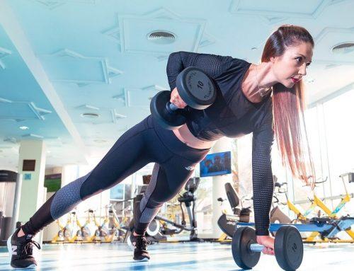Entrenamiento HIIT con ejercicios compuestos