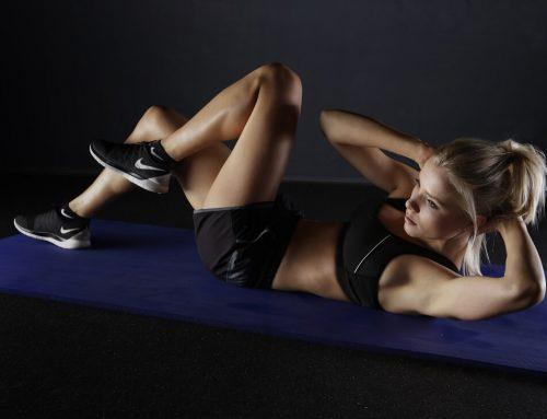 Tonifica tus abdominales en 10 minutos