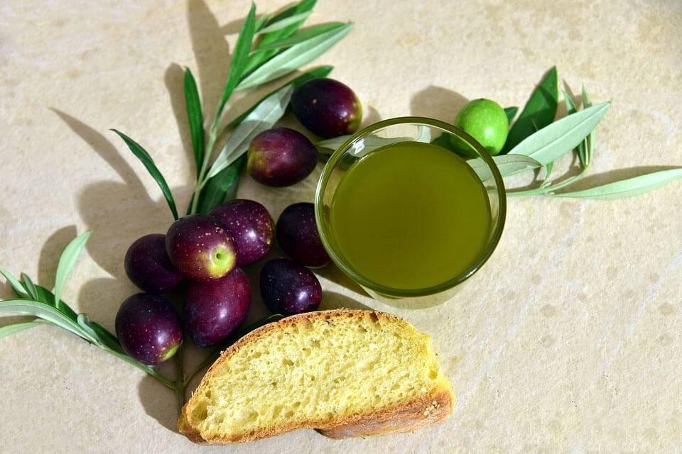 El aceite de oliva es Salud