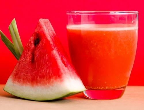 Alternativas para darle sabor a tu hidratación
