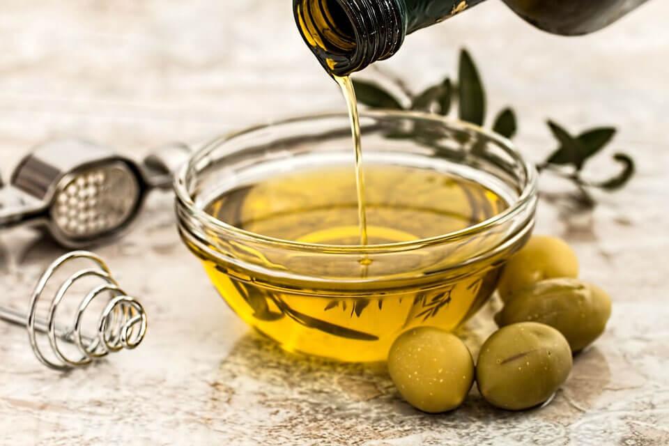 El aceite de oliva y sus propriedades