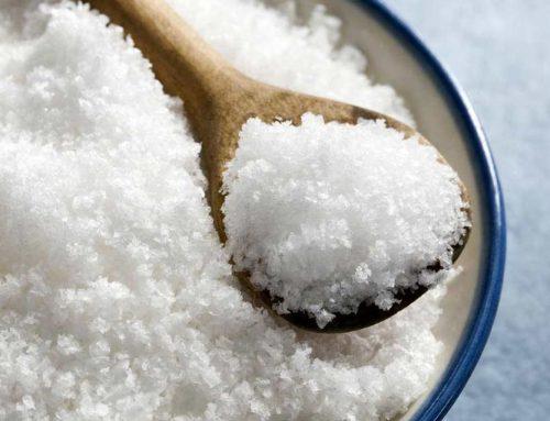 Un poco de sal para la salud