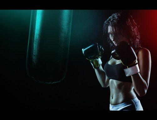 Fitboxing: el nuevo entrenamiento con saco de boxeo que arrasa