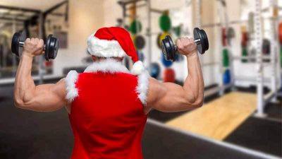 Como mantenerse fit esta Navidad