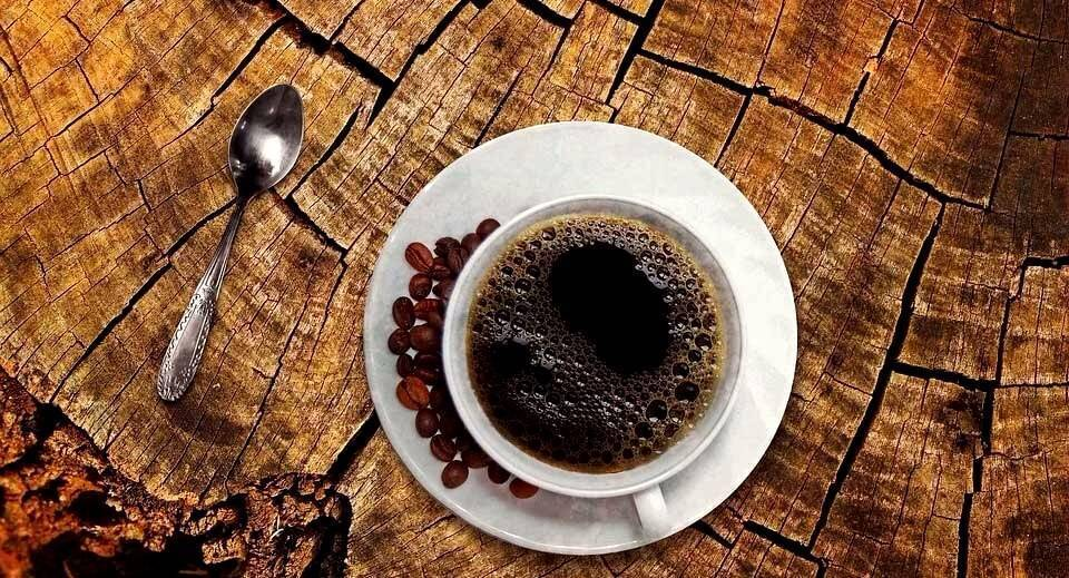 El café - alimento estimulante