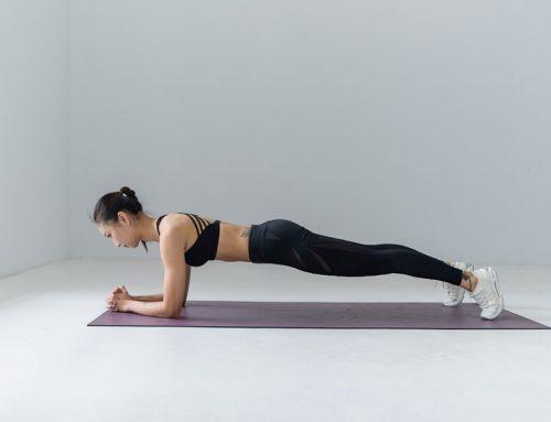 Los mejores ejercicios de plancha (parte 1)