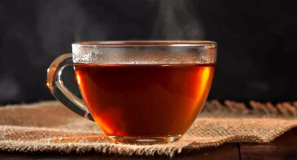El té - alimento estimulante