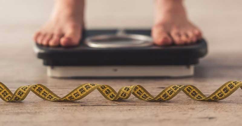Deshacerse de unos kilos de más