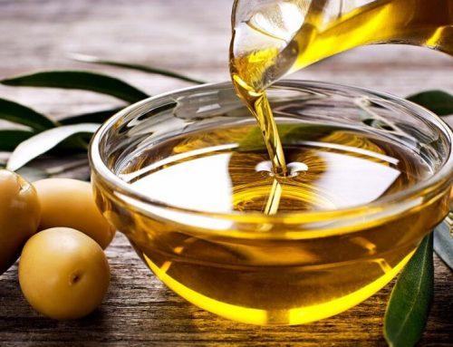 El aceite y los fritos en la cocina