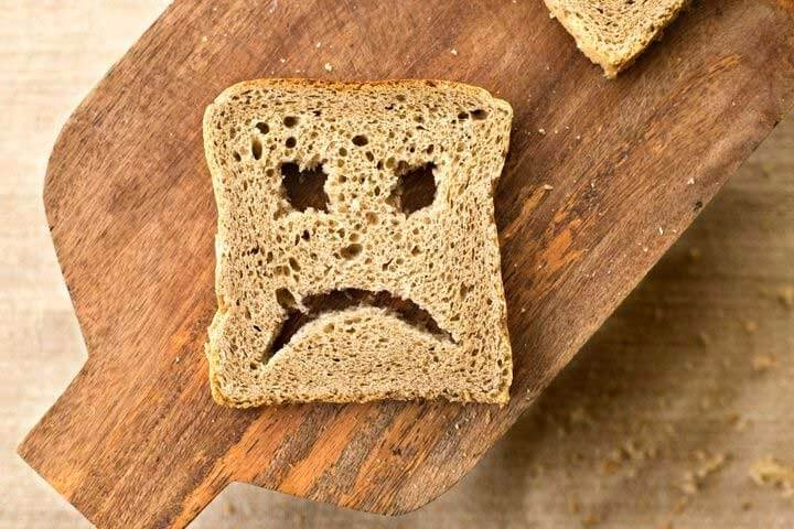 Alergias al gluten