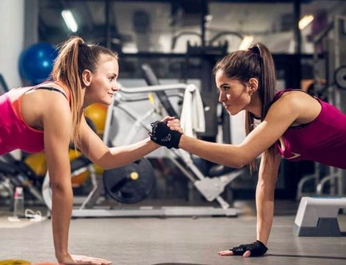 5 razones para tener un compañero de entrenamiento