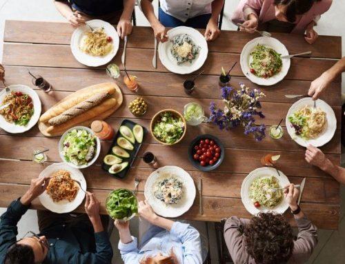 Cómo influye tu entorno en la alimentación