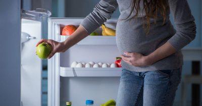 Alimentos elegir en embarazo