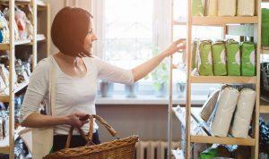 Productos bio en supermercados
