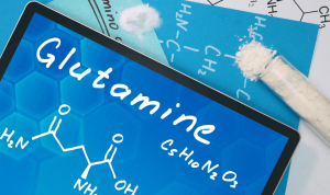 Glutamina suplementación