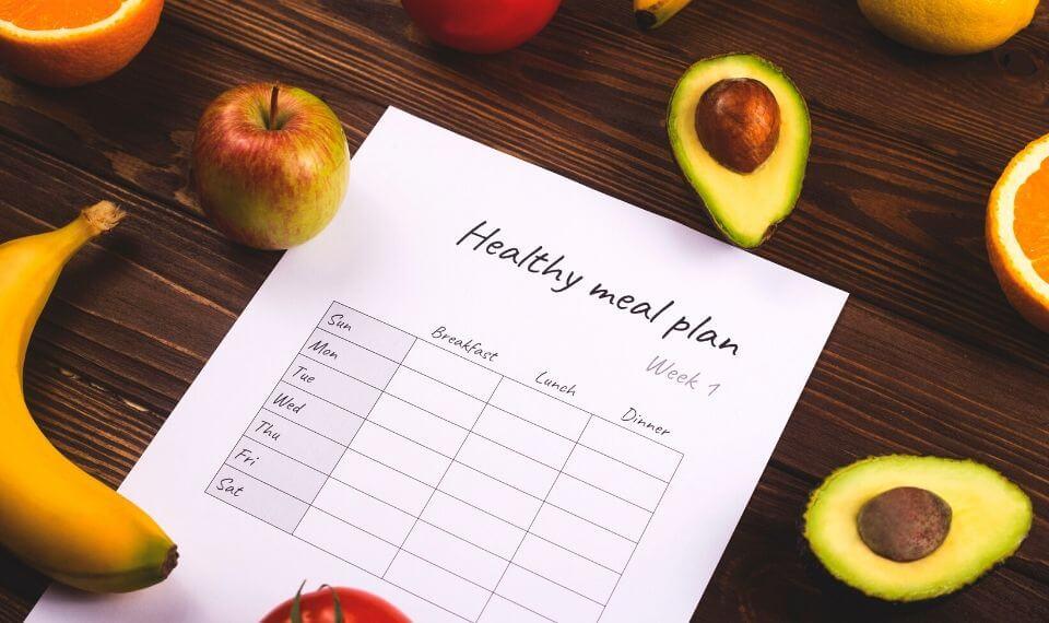 Organizar alimentación