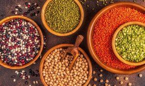 Alimentos que aportan proteína vegetal