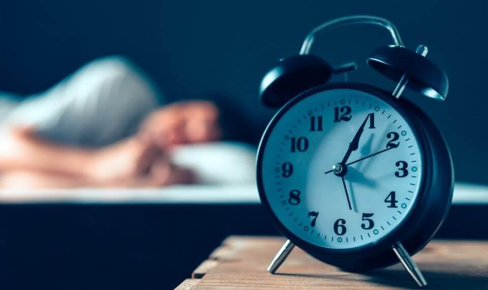 Dormir y horas de sueño