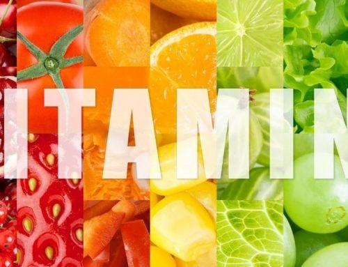 Guía básica de las vitaminas y los minerales