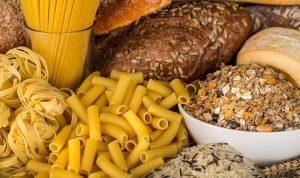 Almentos ricos en carbohidratos