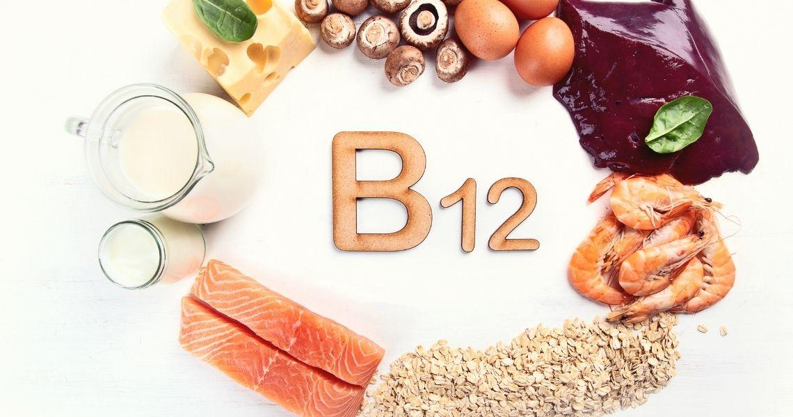 Vitamina B12 Fuentes