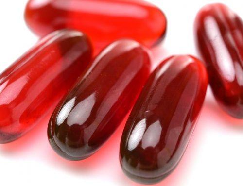 El aceite de krill y sus propiedades