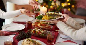 alimentacion alta en proteinas en navidad
