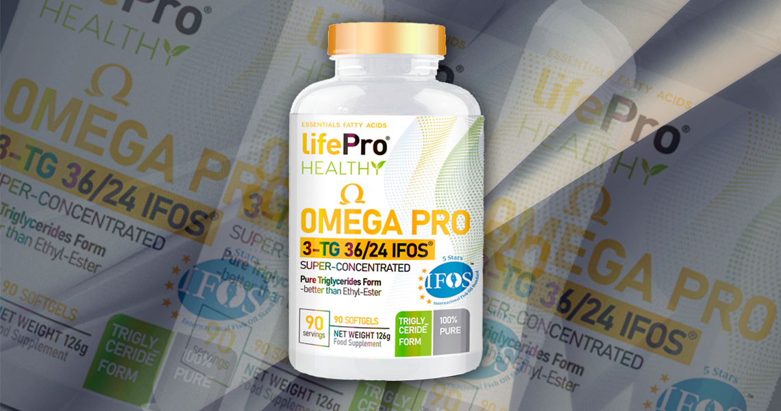 Life Pro Omega Pro Ifos