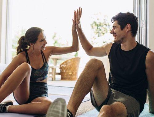 5 consejos para entrenar desde casa
