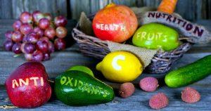 antioxidantes fuentes