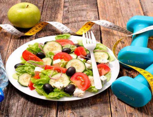 ¿Cómo es una dieta saludable?