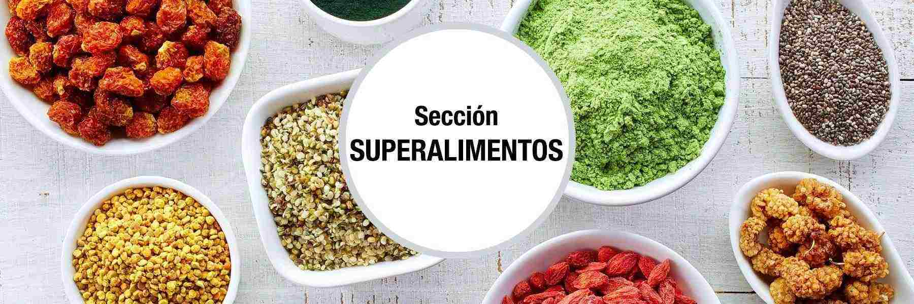 Glorioso - Super alimentos