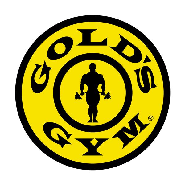 Logo Golds Gym