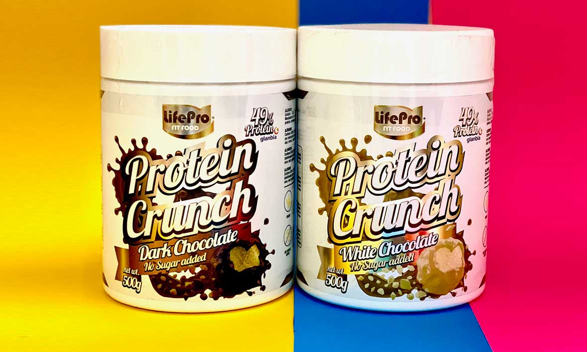 Life Pro Protein Crunch