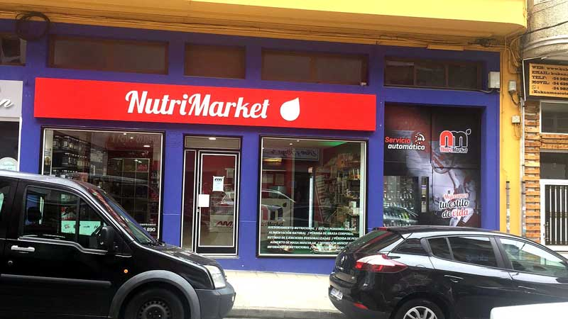 Nutrimarket Lugo Tienda Nutricion Deportiva Lugo Lo Mas Barato