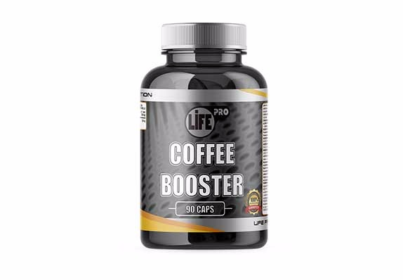 LIFE PRO COFFEE BOOSTER 90 CÁPSULAS
