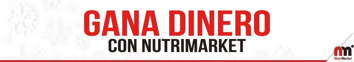 Gana dinero con Nutrimarket