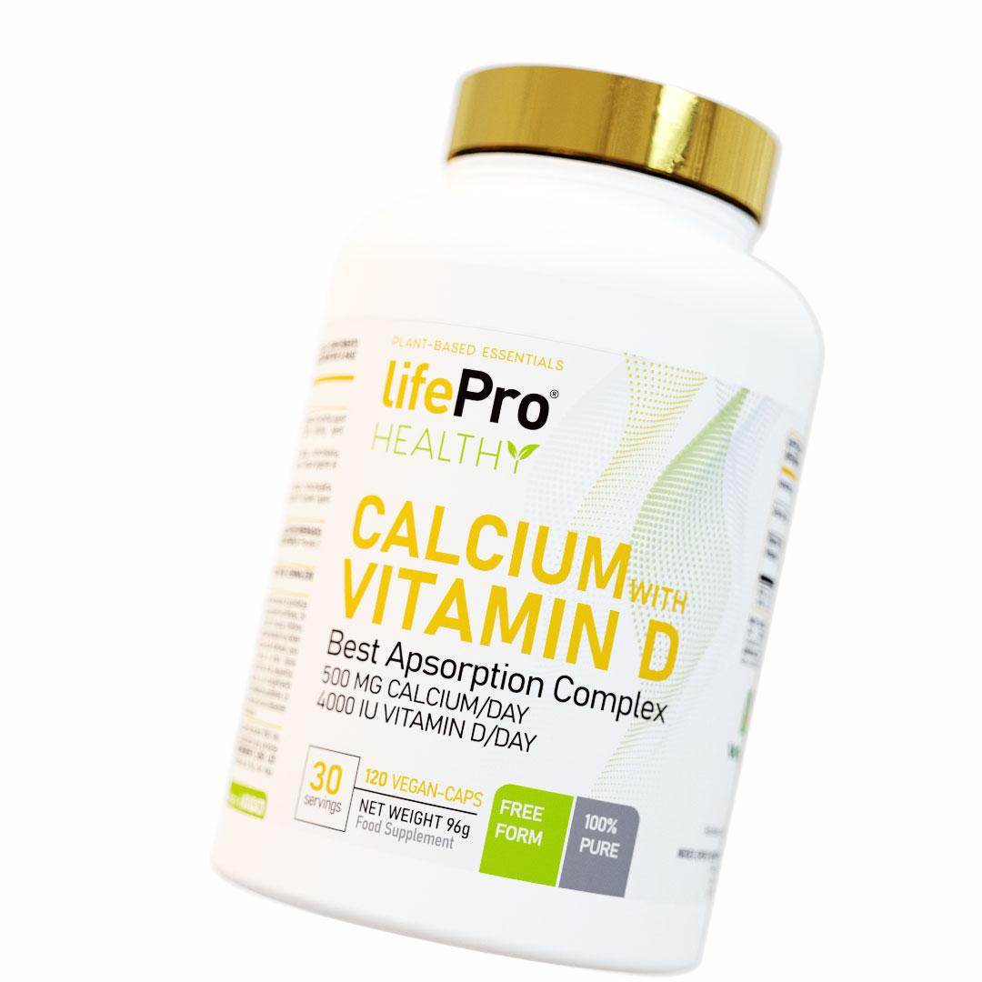 Vitamina D + Calcio