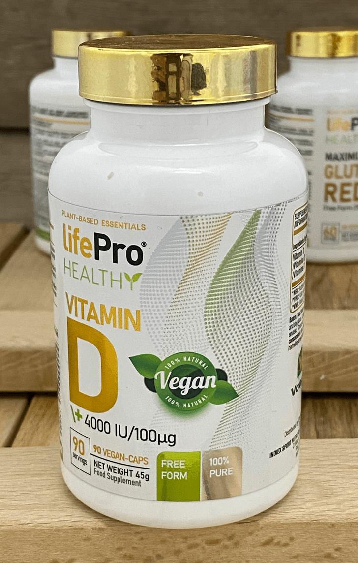 Vitamina D Vegana